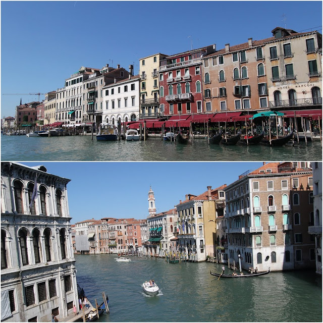 Grand Canals in Venice, Italy