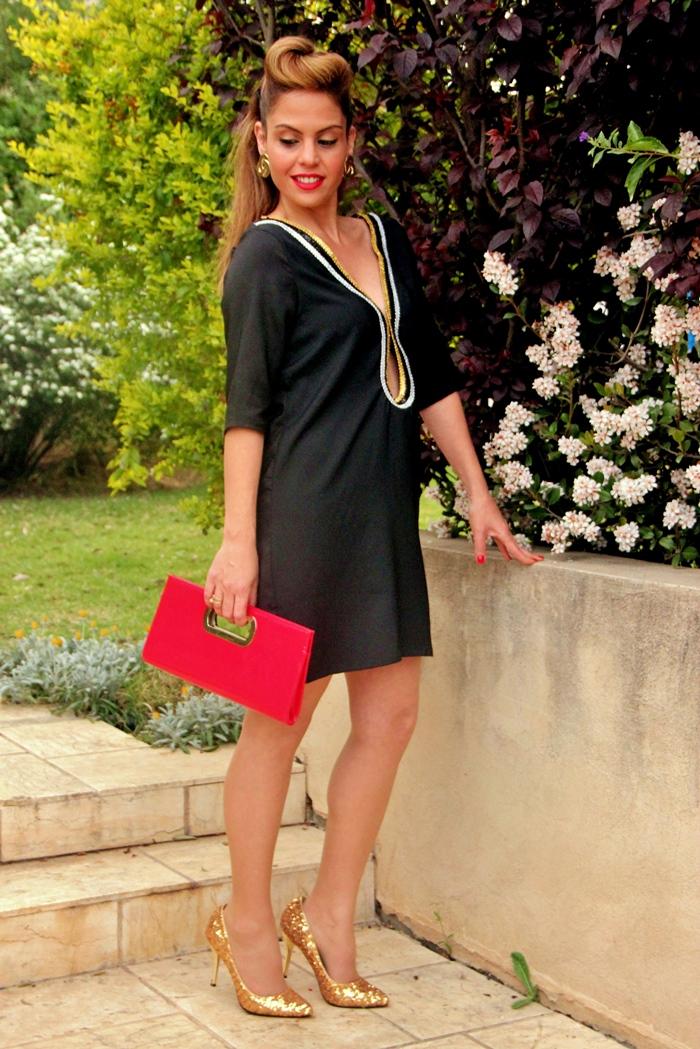 בלוג אופנה Vered'Style השמלה השחורה הקטנה