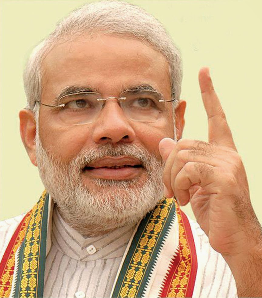 Narendra Modi Speech Video as Prime Minister – Indian P M Interview