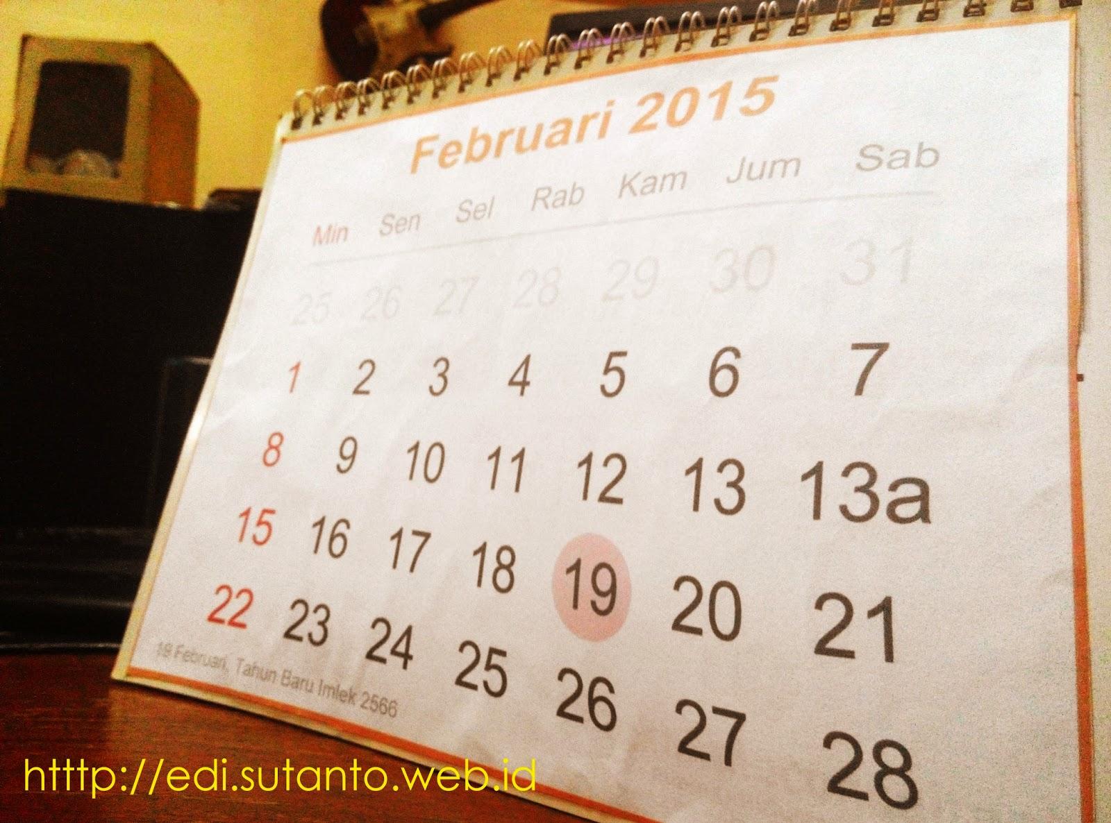 kalender jomblo