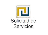 Solicitud Servicios
