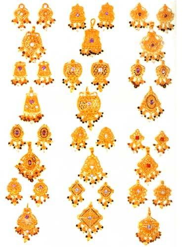 gold earrings designs gold earring fashion gold jewellery set