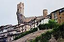 9 Fotografías de la población de Frías, Burgos
