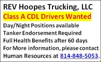 Class A CDL Tanker Drivers Wanted