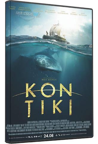 Descargar Kon-Tiki DVDRip Audio Inglés Subtitulada 2012