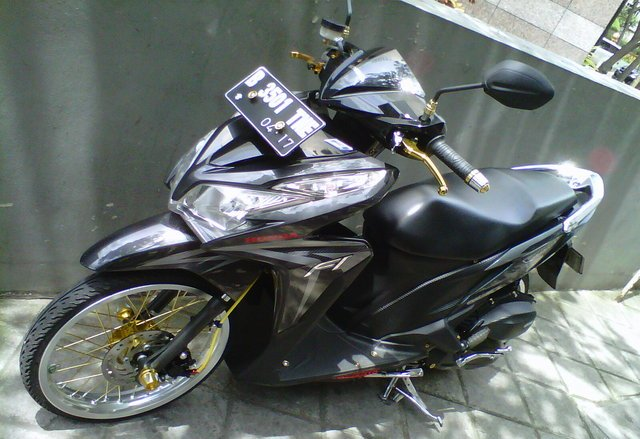 Vario 125 Modifikasi