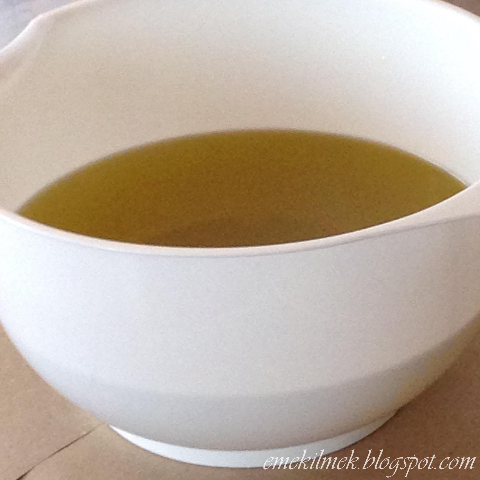 Zeytinyağı İle Sabun Yapımı