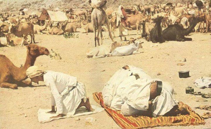 Muslim Pertama Asal China yang Pergi ke Makkah