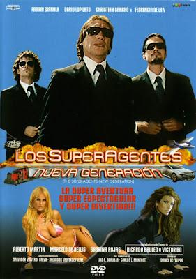 Los Superagentes: Nueva Generacion – DVDRIP LATINO