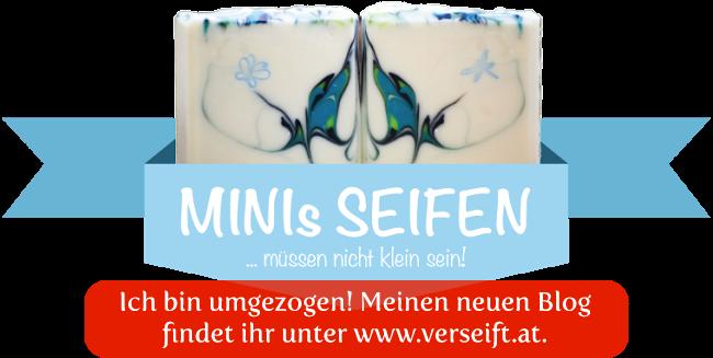MINIs Seifen...