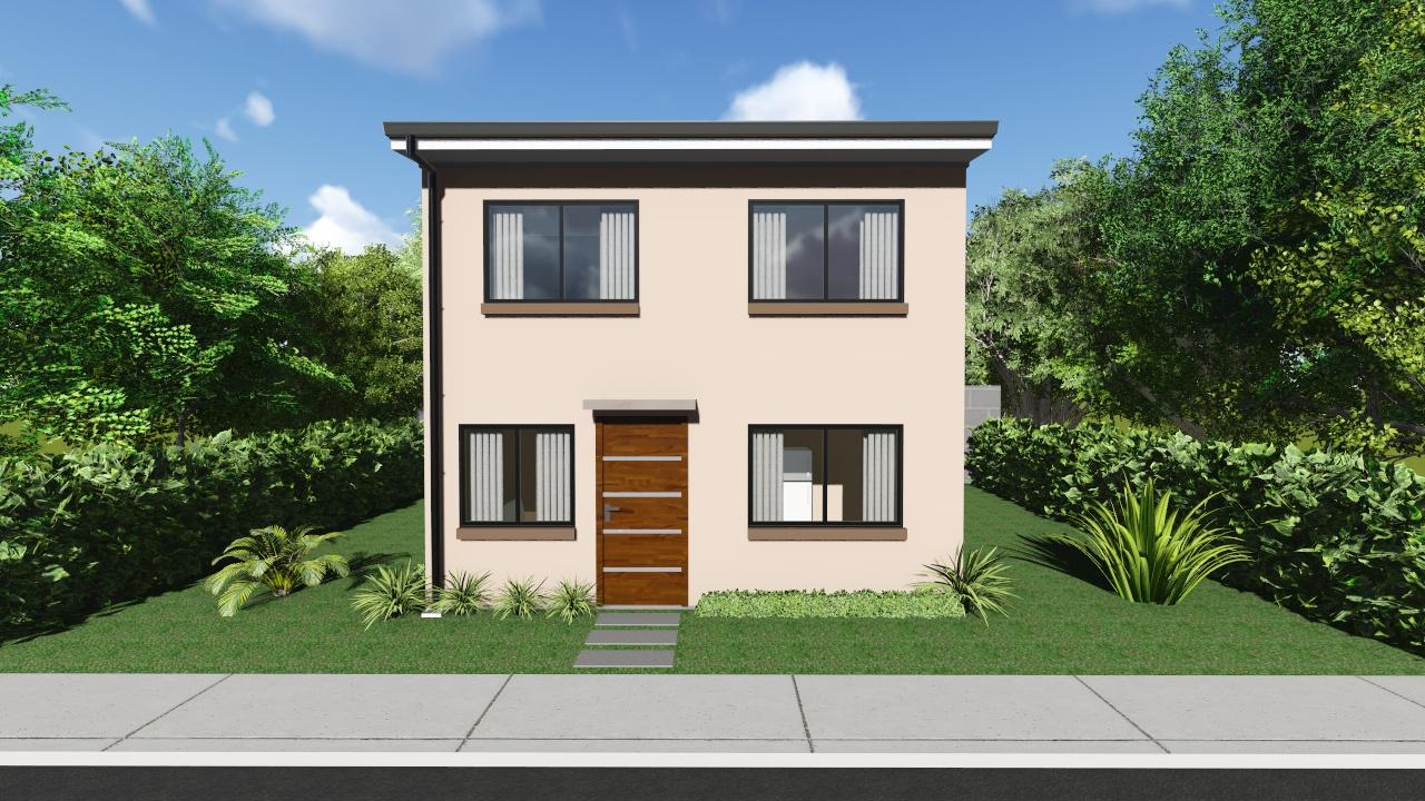 Pin casas costa rica on pinterest for Casas prefabricadas financiadas