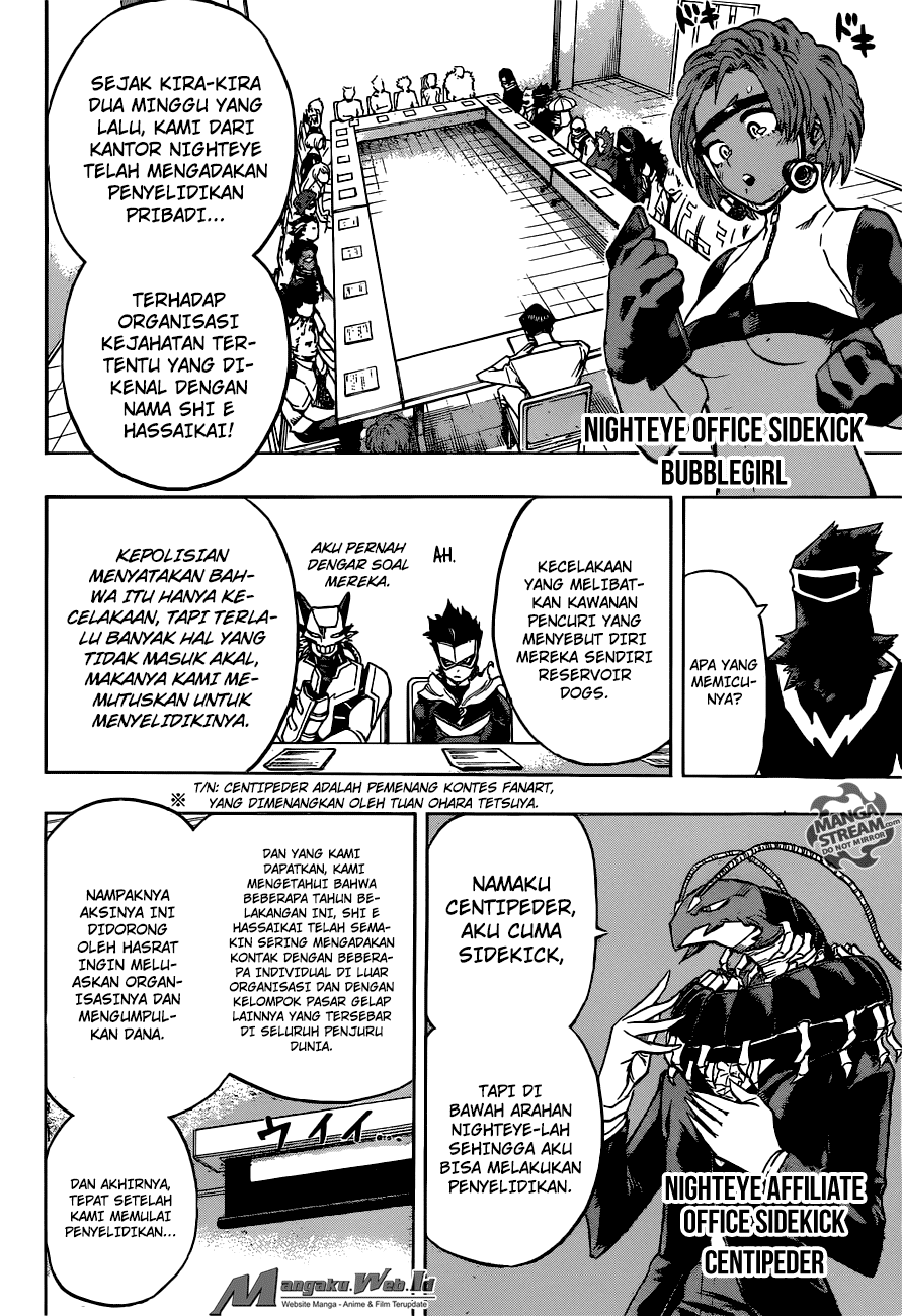 Boku no Hero Academia Chapter 135-4