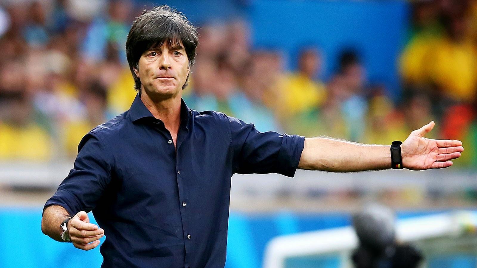 Frustrasi, Joachim Loew Salahkan Penalti Prancis