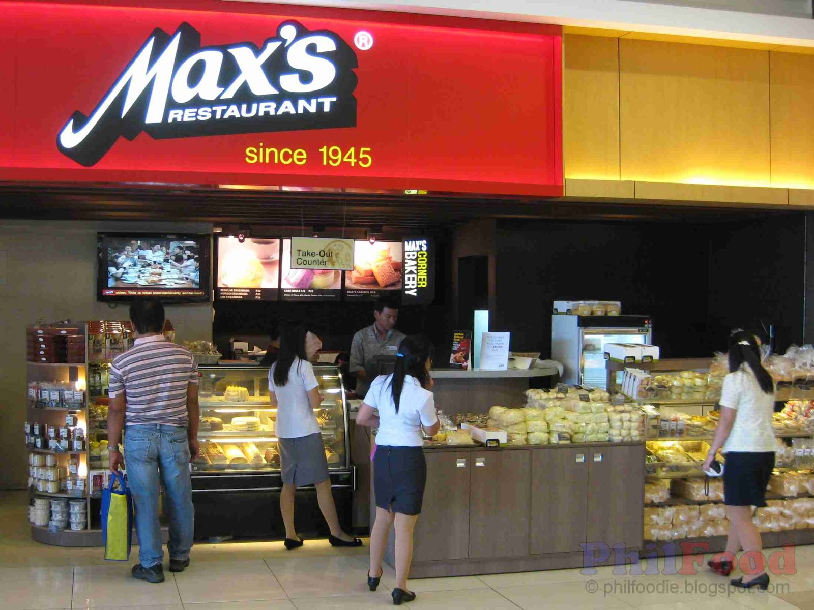maxs restaurant Max's restaurant's beginnings started in 1945, after world war ii maximo gimenez, a stanford - educated teacher, befriended the american occupation troops.