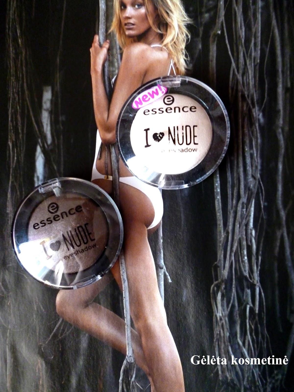 Essence i love nude aki e liai 01 vanilla sugar ir for Naked ir