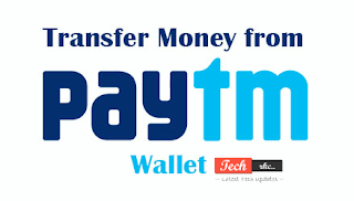How to Transfer Money From PayTM Wallet Cash