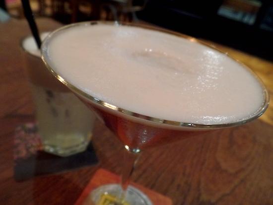 六十份伦敦鸡尾酒菜单