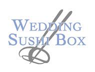 Wedding Sushi Box