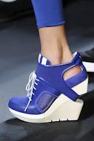 Спортни обувки на платформа Y3
