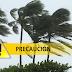 PRECAUCION. Condiciones ventosas (Sab 4/10 - Dom 5/10)