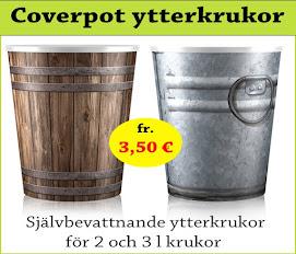Coverpots till din terass