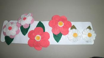 Tic tac flores.