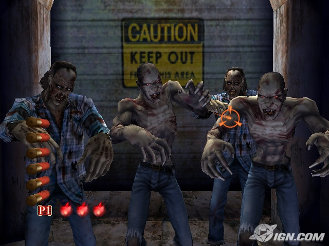 Download Game PC Ringan The House of Dead All Series