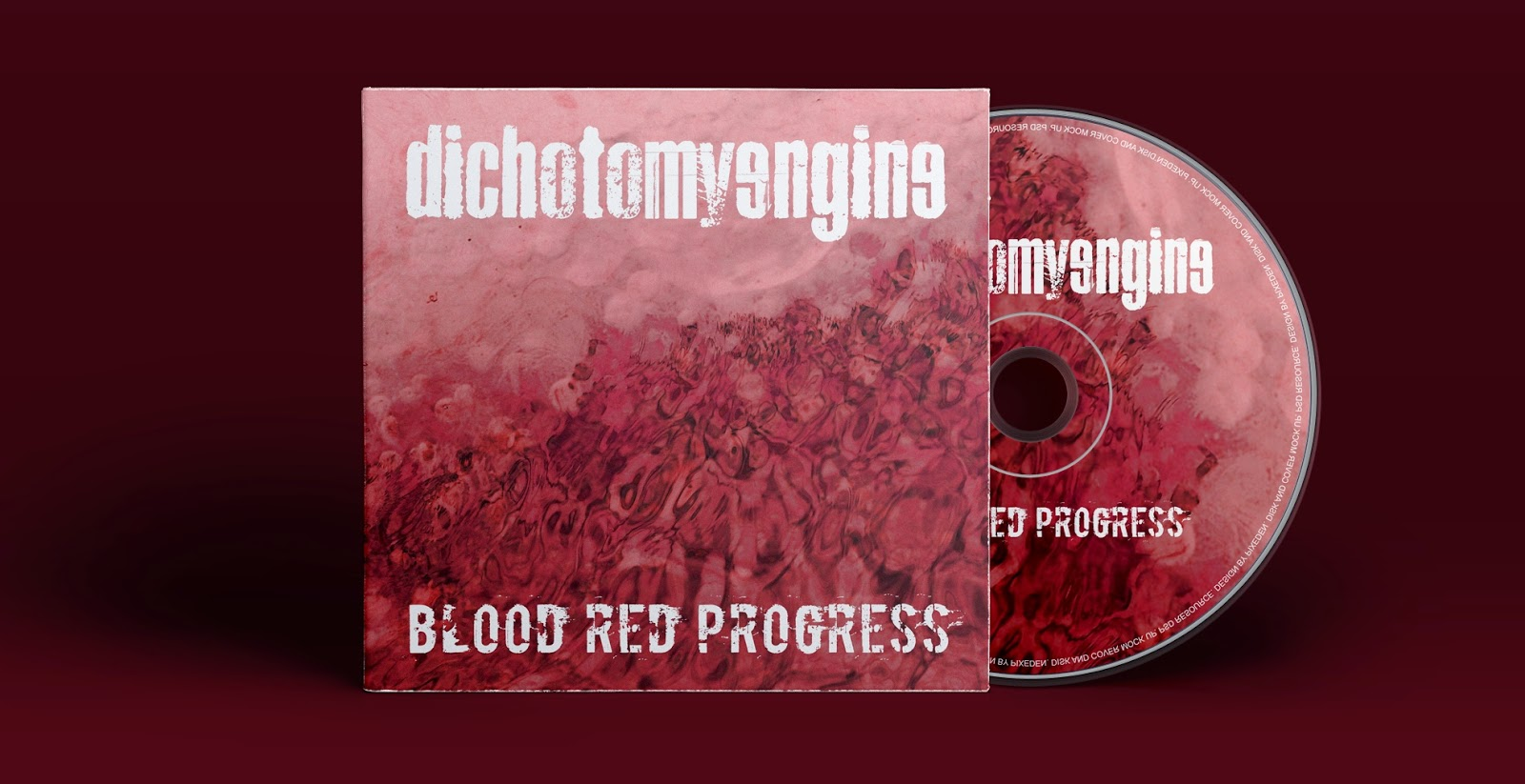 Blood Red Progress is out -- Dichotomy Engine
