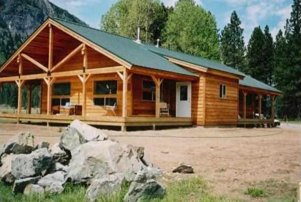 Prefab Homes And Modular Homes In Canada Double S Cedar