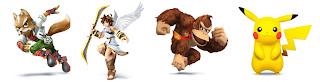 super smash bros for 3ds and super smash bros for wii u concept art 2 E3 2013   Super Smash Bros. For 3DS & Super Smash Bros. For Wii U   Logo, Artwork, Concept Art, Screenshots, & Trailers