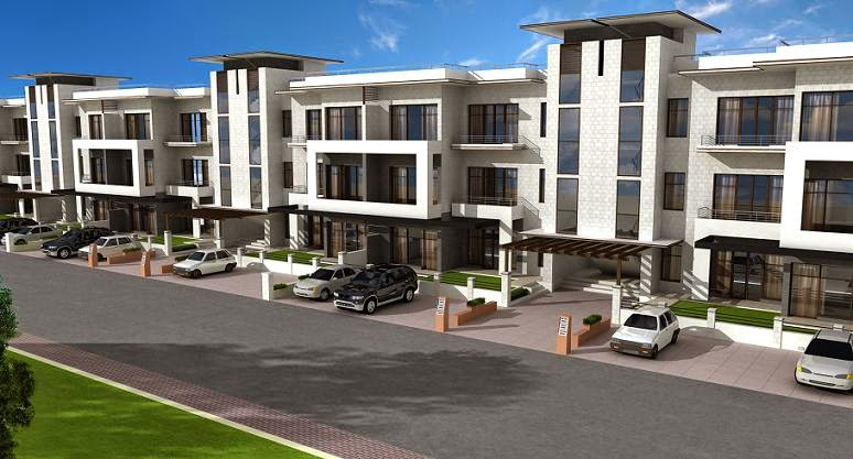 Omaxe Silver Birch 2-3-4-BHK Residential Flat New-Chandigarh