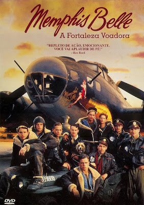 Memphis Belle: A Fortaleza Voadora - DVDRip Dublado