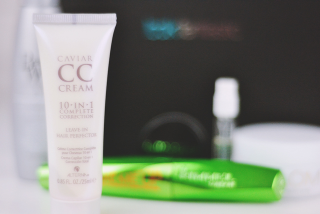 Review of Caviar CC Cream 10 in 1 complete correction hair perfector