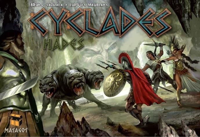 Portada de Cyclades: Hades