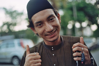 Sambutan Open House Aidil Fitri Rumah Zizan 2012
