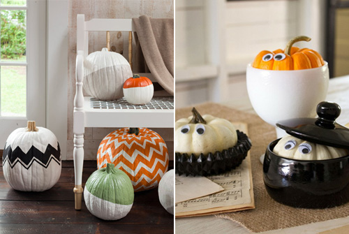 Archive for octobre 2012 - Decoration citrouille pour halloween ...