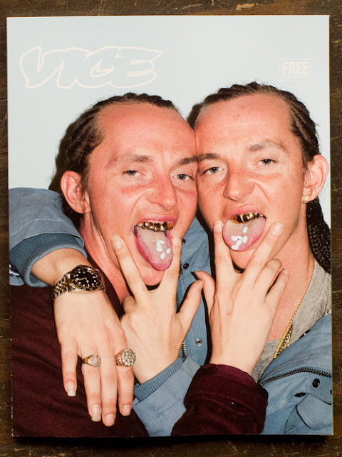 The ATL Twins by Terry Richardson for VICE
