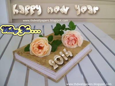 Latest Happy New Year 2014 Wallpaper