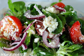 Recently- Turkish Garden Salad