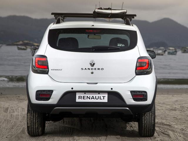 Renault Sandero Stepway 2016 RipCurl