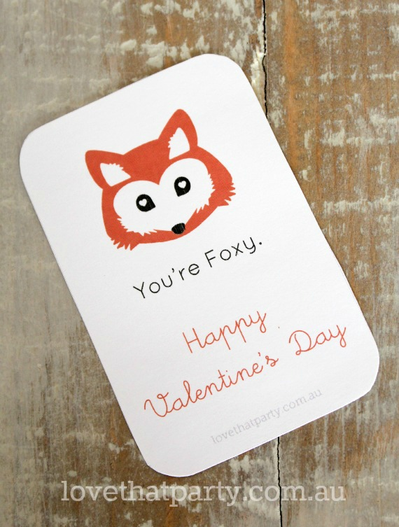 Free Printable Valentineu0027s Love Note Card DIY Ideas