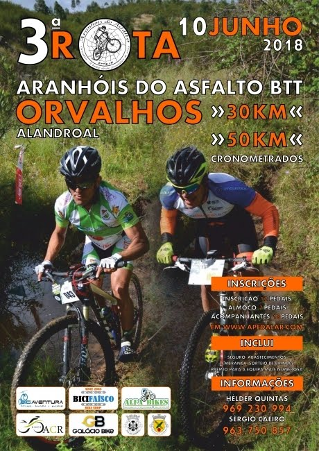 10JUN * ORVALHOS - ALANDROAL