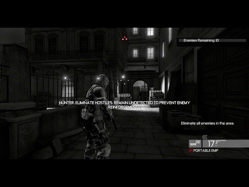 Download Tom Clancy's Splinter Cell Conviction PC game Full Version