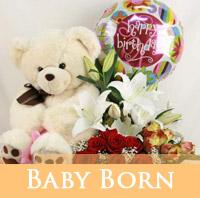 Baby Born Flower