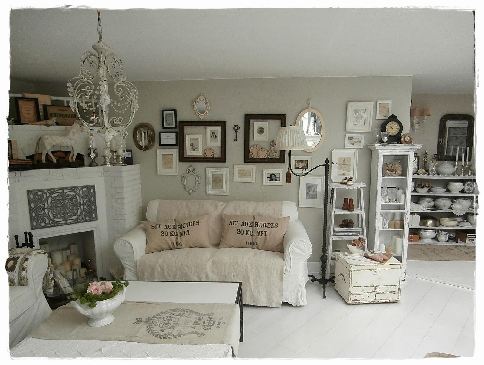 shabby landhaus vorher nachher wohnzimmer. Black Bedroom Furniture Sets. Home Design Ideas