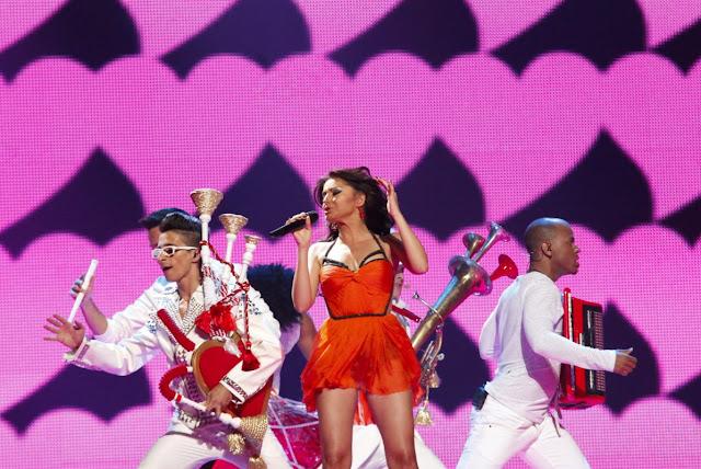 mandinga semifinala 1 eurovision 2012
