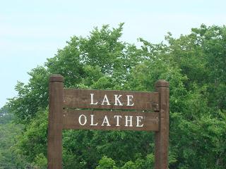 Olathe, Lake Olathe