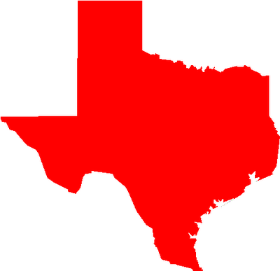 jobsanger: Texas Is Still An Extremely Red State
