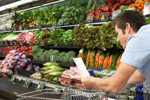 Fitness Showcase in Missouri give grocery store tips