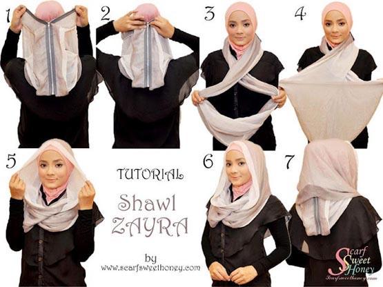 Hijab Moderne